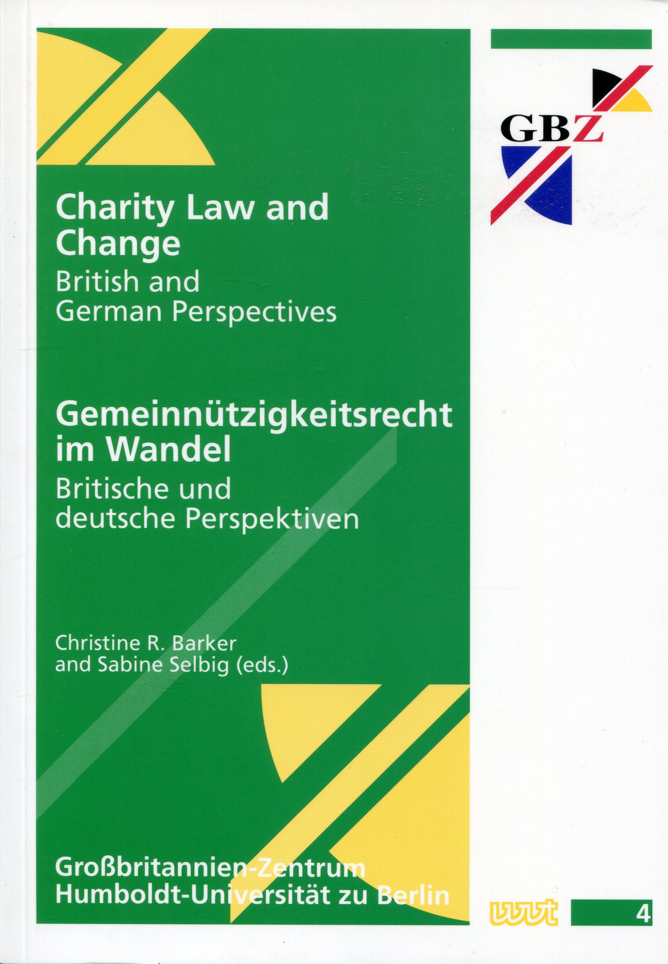 Buch Charity